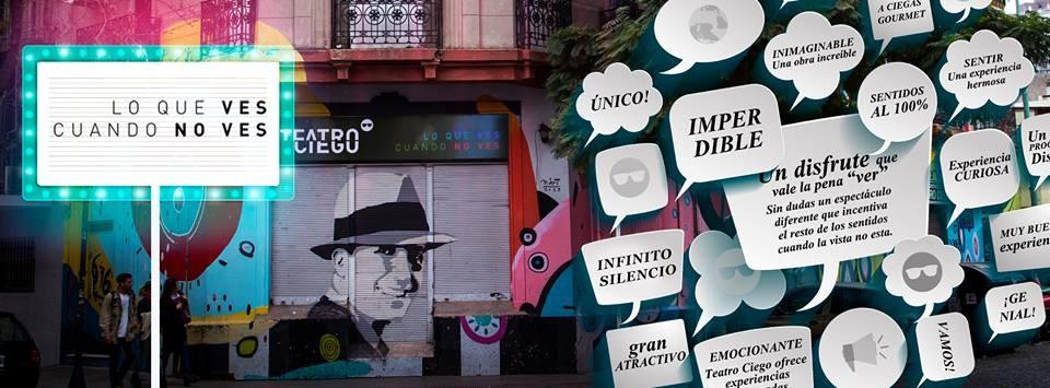 Teatro Ciego en Buenos Aires