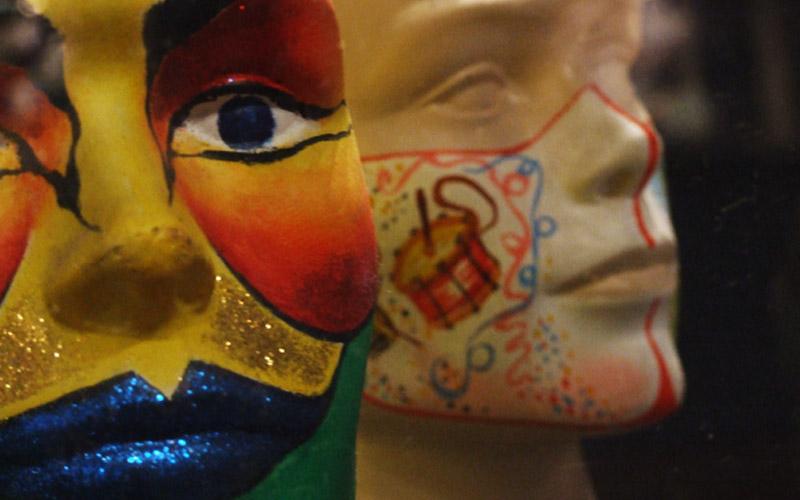 Museo del Carnaval en Montevideo