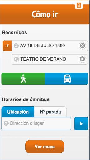 5 aplicaciones que debés tener en tu viaje a Montevideo