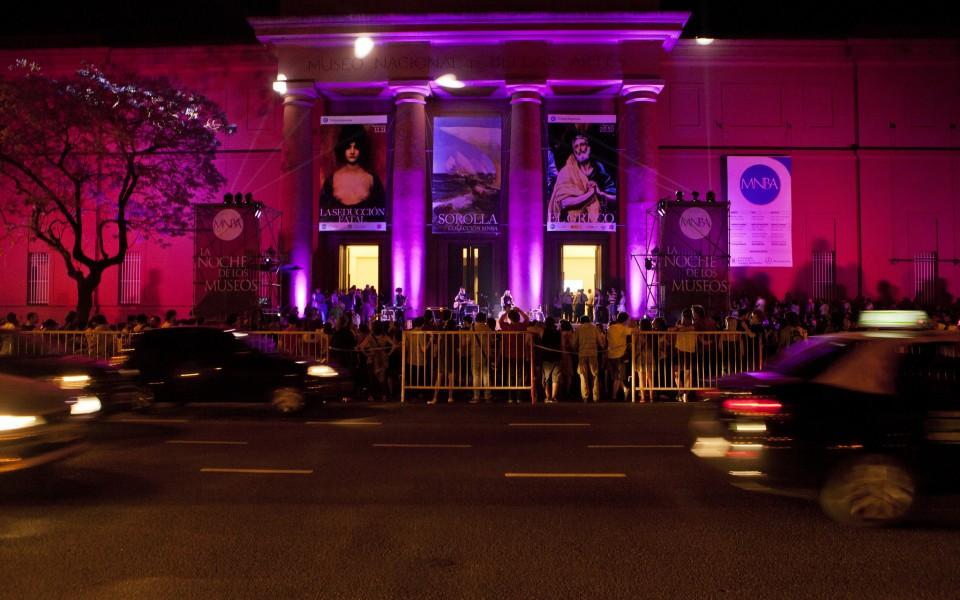 La Noche de los Museos 2016