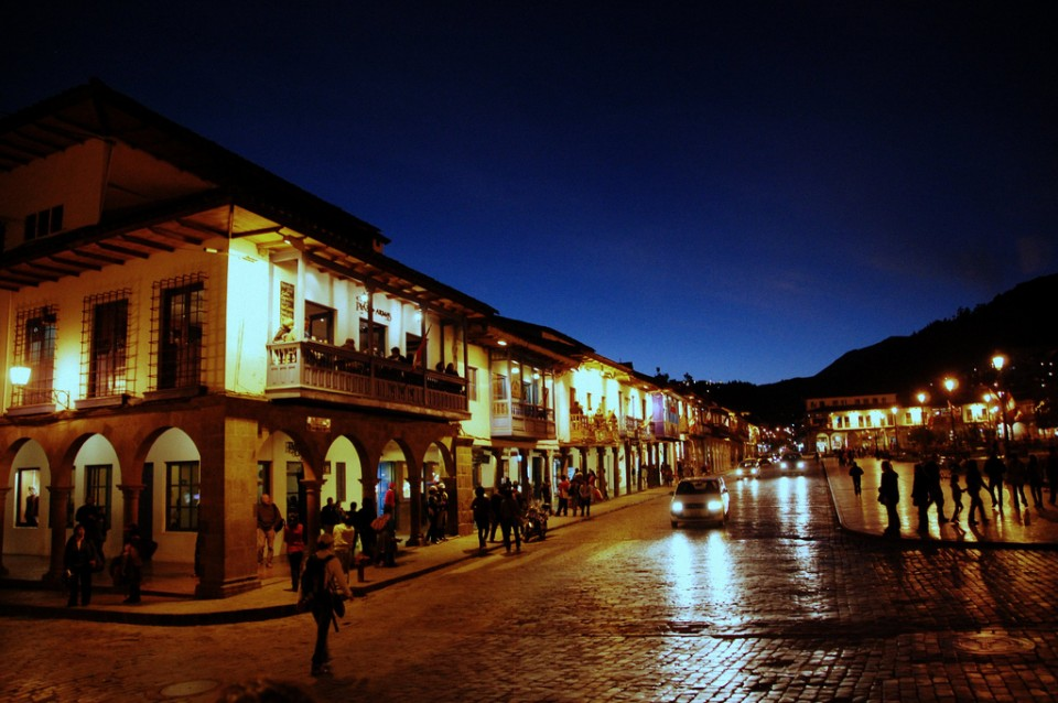 Centro Histórico de Cusco