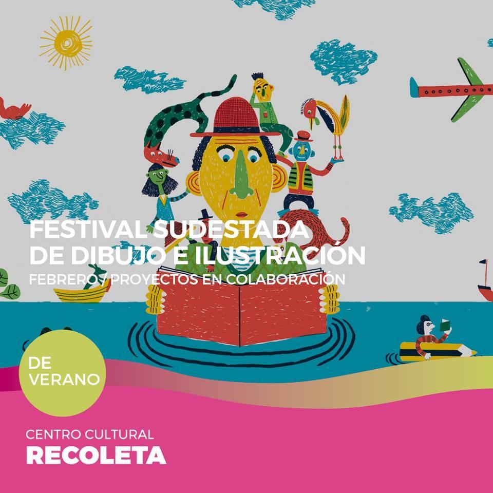 Programación de verano del Centro Cultural Recoleta