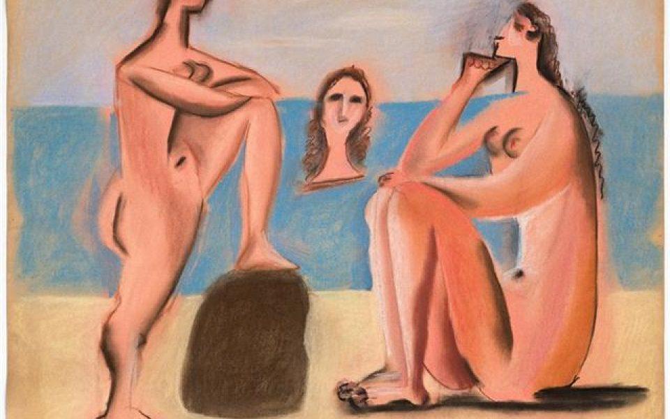 Picasso y Berni en el Museo de Arte Moderno