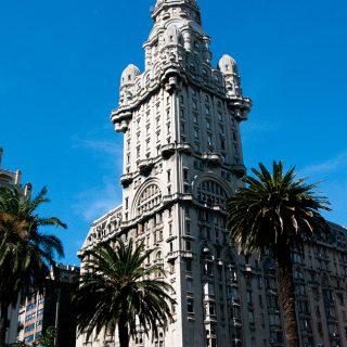 Visitas Guiadas al Palacio Salvo en Montevideo