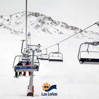 nieve en Mendoza