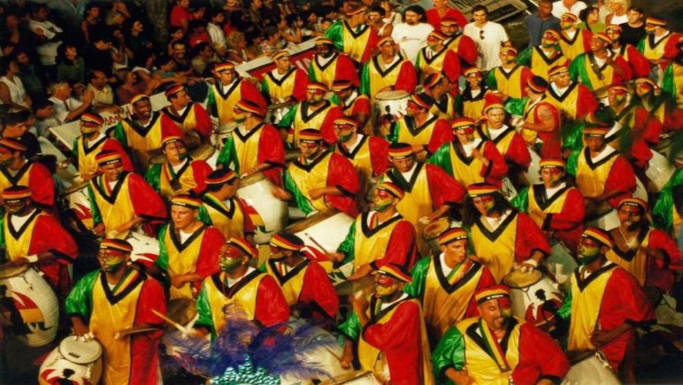Carnavales en Uruguay