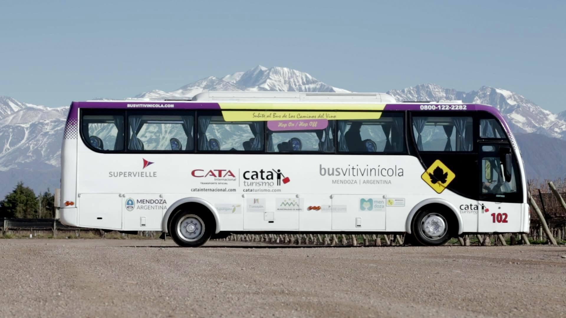 Bus Vitivinícola