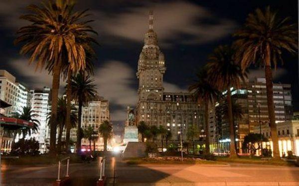 Visita guiada nocturna por el Palacio Salvo