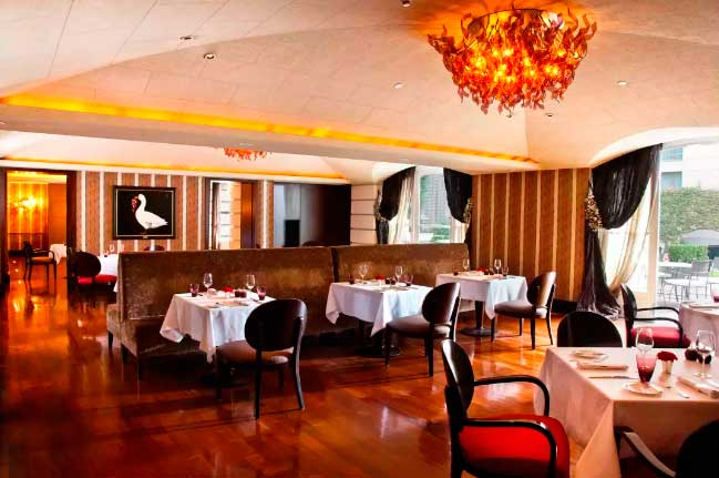 3restaurantes de diseño en Recoleta