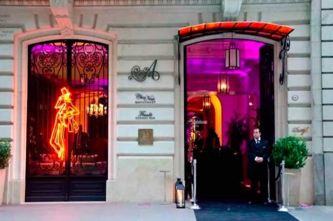 Restaurantes de diseño en Recoleta
