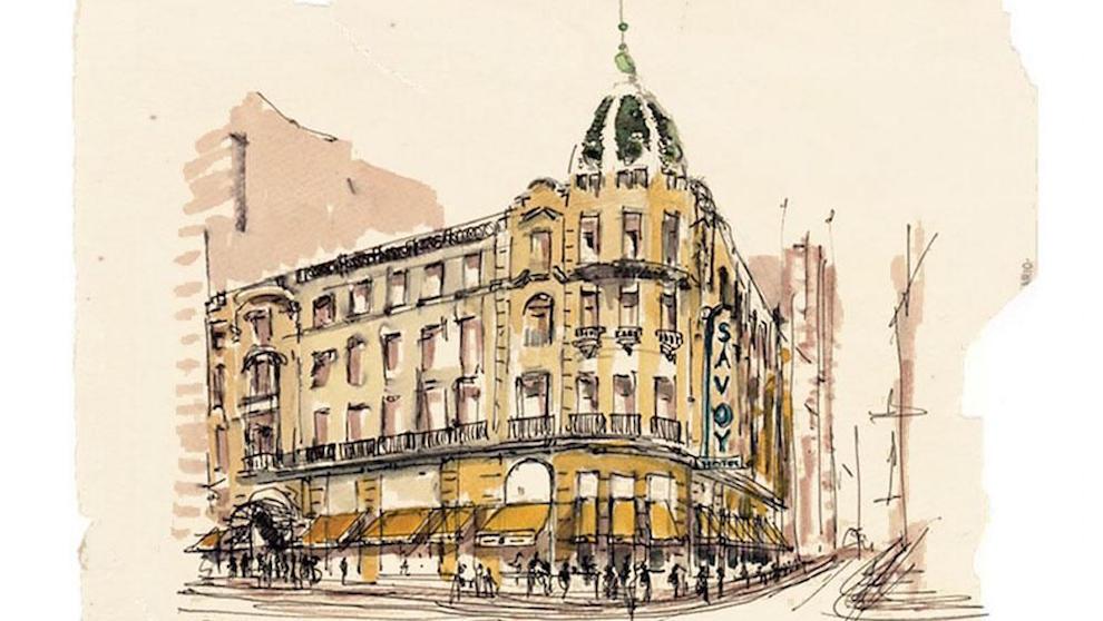 Restaurant & Bar Savoy Grand Café
