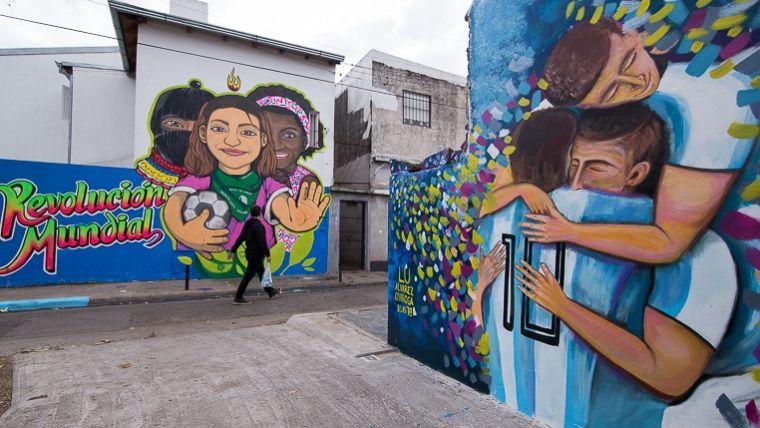 Circuito turístico de Messi en Rosario